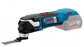 Багатофункціональний інструмент Bosch GOP 18 V-28 Professional без акб та з/п