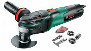 Багатофункціональний інструмент Bosch PMF 350 CES з набором приладдя