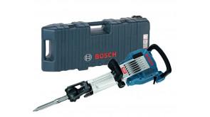 Отбойный молоток Bosch GSH 16-28 в чемодане с пикообразным зубилом