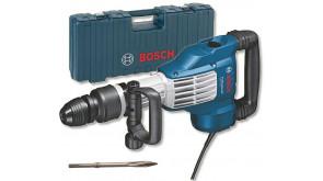 Отбойный молоток Bosch GSH 11 VC в чемодане с пикообразным зубилом