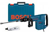 Відбійний молоток Bosch Professional GSH 11 E в чемодані з плоским зубилом