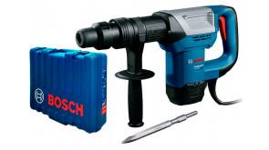 Відбійний молоток Bosch GSH 500 Professional з чемоданом, зубилом 280 мм
