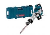 Відбійний молоток Bosch Professional GSH 16-30 в роликовому чемодані з пикоподібним зубилом