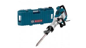 Отбойный молоток Bosch GSH 16-30 в роликовом чемодане с пикообразным зубилом