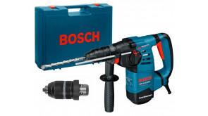 Перфоратор Bosch GBH 3-28 DFR Professional в чемодані з ШЗП