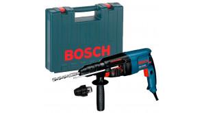 Перфоратор Bosch Professional GBH 2-26 DFR в чемодані з ШЗП