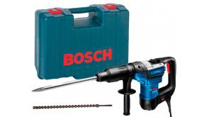 Перфоратор Bosch Professional GBH 5-40 D в чемодані з буром по бетону Bosch SDS-max-7 40х800х920 мм