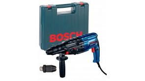Перфоратор Bosch GBH 240 F Professional в чемодані з ШЗП