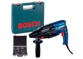 Перфоратор Bosch Professional GBH 240 в чемодані з набором SDS-Plus