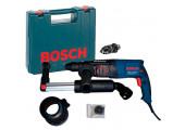 Перфоратор Bosch Professional GBH 2-26 DFR в чемодані з ШЗП, з насадкою пиловидалення GDE 16 Plus
