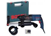Перфоратор Bosch Professional GBH 2-26 DRE в чемодані з насадкою пиловидалення GDE 16 Plus