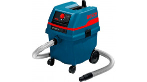 Універсальний пилосос Bosch GAS 25 L SFC з щілинною насадкою та насадкою для крупного сміття