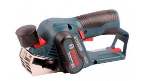 Рубанок акумуляторний Bosch GHO 12V-20 Professional, без акб та з/п