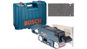 Стрічкова шліфмашина Bosch Professional GBS 75 AE в чемодані
