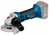 Болгарка вкумуляторна Bosch Professional GWS 18-125 V-LI без акб та з/п