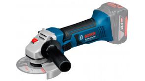 Болгарка вкумуляторна Bosch GWS 18-125 V-LI Professional без акб та з/п