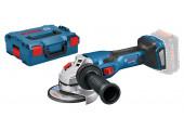 Акумуляторна безщіткова кутова шліфмашина Bosch Professional GWS 18V-15 C, без акб