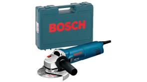 Кутова шліфмашина Bosch Professional GWS 1000 в чемодані