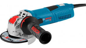 Кутова шліфмашина Bosch GWX 13-125 S Professional з регулюванням