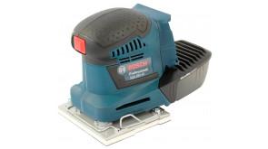 Віброшліфмашина акумуляторна Bosch GSS 18V-10 Professional, без акб та з/п