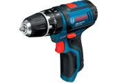 Акумуляторний дриль-шурупокрут Bosch Professional GSB 12V-15, без акб та з/п