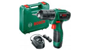 Акумуляторний дриль-шурупокрут Bosch EasyDrill 1200 в чемодані з 1 акб PBA 12V 1,5 Ah та з/п GAL 12V-10