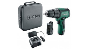 Акумуляторний безщітковий шурупокрут Bosch EasyImpact 12 в сумці з 2 акб PBA 12V 2.0Ah O-A та з/п GAL 12V-20