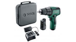 Акумуляторний дриль-шурупокрут Bosch EasyImpact 12 в сумці з 2 акб PBA 12V 2.0Ah O-A та з/п GAL 12V-20