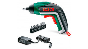 Акумуляторна викрутка Bosch IXO в футлярі
