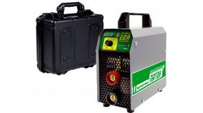 Сварочный аппарат инверторный Патон ВДИ-160E DC MMA + чемодан