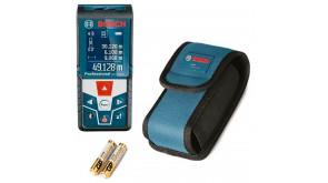 Лазерний далекомір Bosch GLM 50 C Professional з чохлом