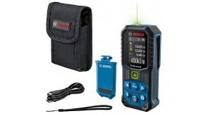 Лазерний далекомір Bosch Professional GLM 50-27 CG з акб BA 3.7V 1.0Ah A та кабелем USB-C