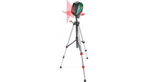Лінійний лазерний нівелір Bosch UniversalLevel 3 SET з штативом, чохлом