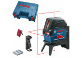 Лазерний нівелір Bosch Professional GCL 2-50 в чемодані з тримачем і 3 батарейками