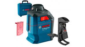Лазерний нівелір Bosch GLL 2-20 Professional в чемодані з кріпленням BM3