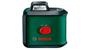 Лазерний нівелір Bosh UniversalLevel 360 з чохлом та батарейками