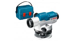 Оптичний нівелір Bosch GOL 26 D в кейсі