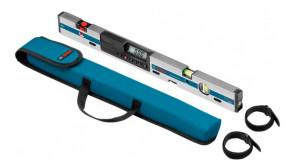 Цифровой уровень Bosch GIM 60 L Professional с чехлом и крепежными петлями