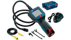 Видеоскоп цифровой аккумуляторный Bosch GOS 10,8 V-LI в L-Boxx 102 с 1 акб 10,8V 1,5 Ah и з/у AL 1130 CV