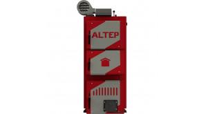 Твердопаливний котел Altep Classic Plus 10 кВт, автоматика