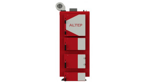 Твердопаливний котел Altep Duo Uni Plus 50 кВт, автоматика