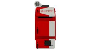 Твердопаливний котел Altep Trio Uni Plus 14 кВт, автоматика