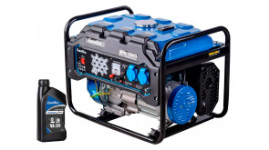 Генератор бензиновий EnerSol EPG-3200S з 1 л мастила EnerSol Supreme-4T 10W40
