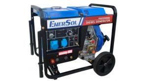 Генератор дизельний зварювальний EnerSol SWD-7EB