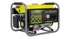 Генератор бензиновий Konner&Sohnen Basic KS 2200A