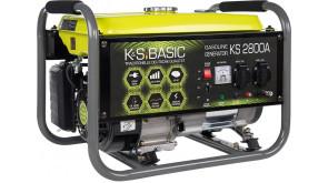 Генератор бензиновий Konner&Sohnen Basic KS 2800A
