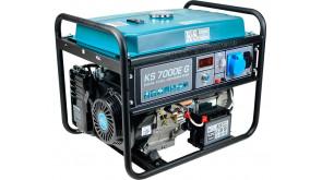 Генератор газобензиновий Konner&Sohnen KS 7000E G