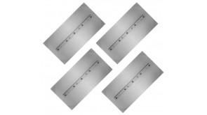 Лопаті затиральні AGT 600 мм