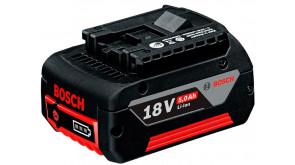 Акумулятор Bosch Professional 18V 5.0 Ah, 12 шт