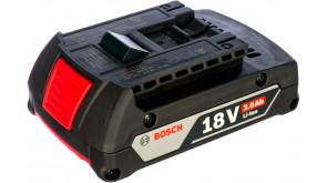 Акумулятор Bosch GBA 18V 3.0 Ah Professional